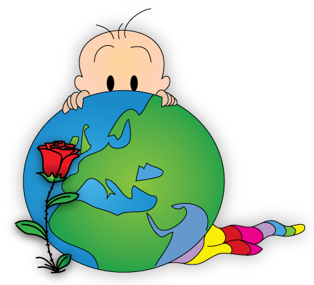 Logo Il Piccolo Principe e La Rosa